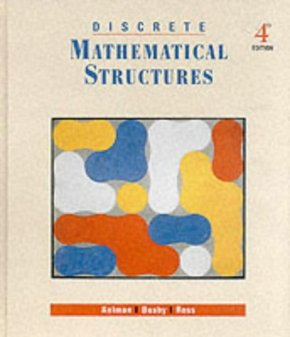 9780130857019: Discrete Mathematical Structures: International Edition