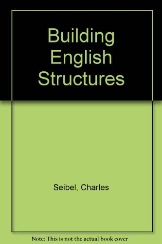 9780130858610: Building English Structures: A Communicative Course in English