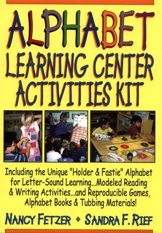 9780130858788: Alphabet Learning Center Activities Kit