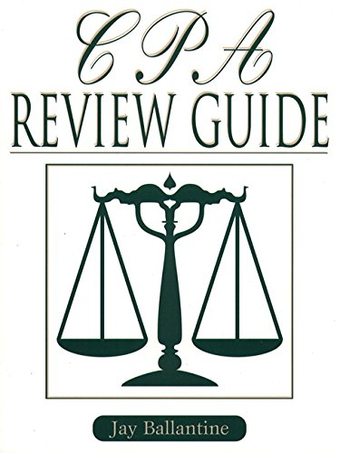 CPA Review Guide: Jay Ballantine; John
