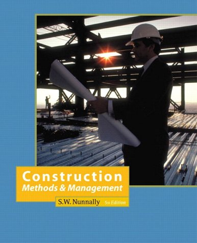 9780130859624: Construction Methods and Management (5th Edition)
