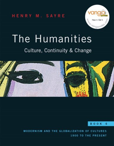 9780130862693: The Humanities: Culture, Continuity, and Change, Book 6