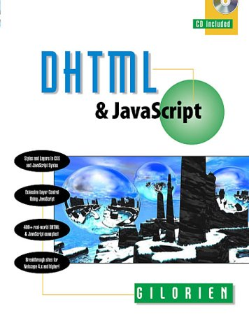 9780130863348: DHTML and JavaScript