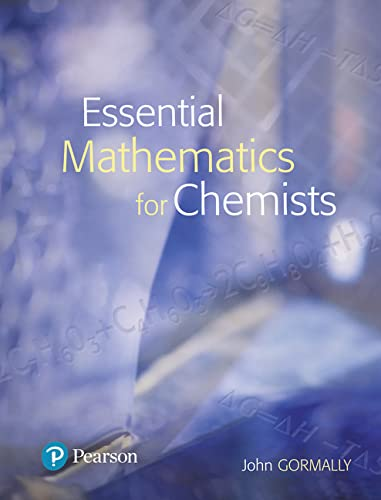 9780130863454: Essential Mathematics for Chemists