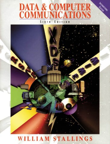 9780130863881: Data and Computer Communications (Prentice Hall international editions)