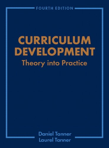 9780130864734: Curriculum Development: Theory Into Practice (4th Edition)