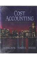 9780130865441: Cost Accounting: A Managerial Emphasis