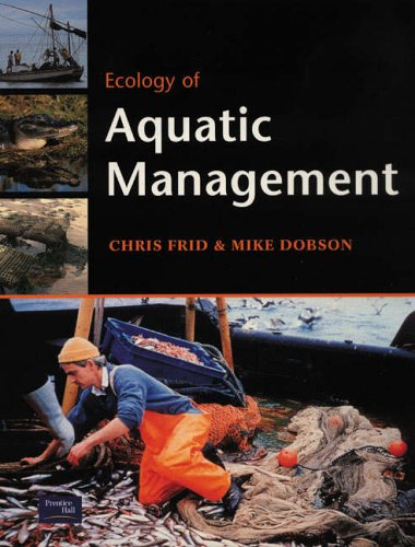 9780130866103: Ecology of Aquatic Management: Aquatic Resources, Pollution and Sustainability
