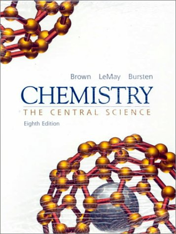 9780130866400: Chemistry: The Central Science and Accelerator CD (8th Edition)