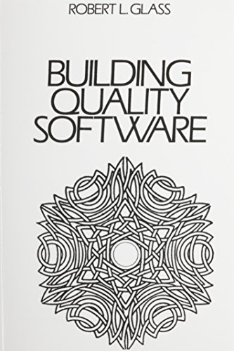 9780130866950: Building Quality Software