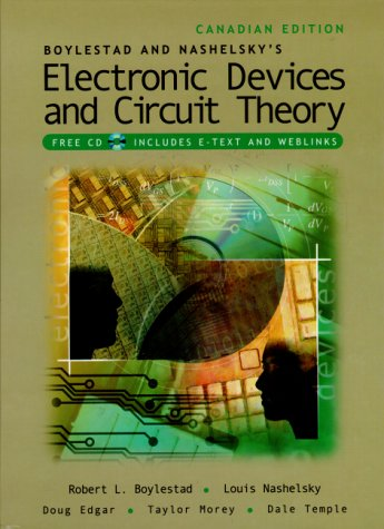 9780130868305: Boylestad and Nashelsky's Electronic Devices and Circuit Theory