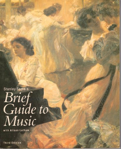 9780130868510: Brief Guide to Music
