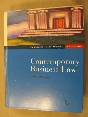 9780130868640: Contemporary Business Law
