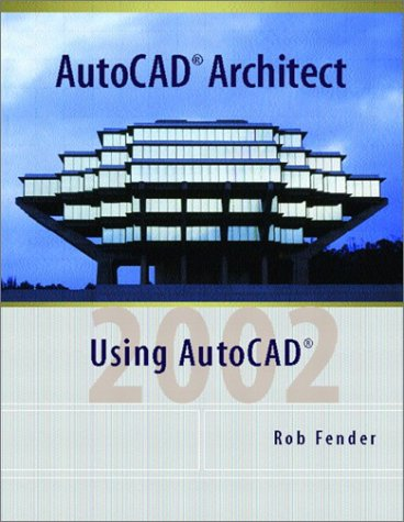9780130868671: AutoCAD Architect (Print Supplement)