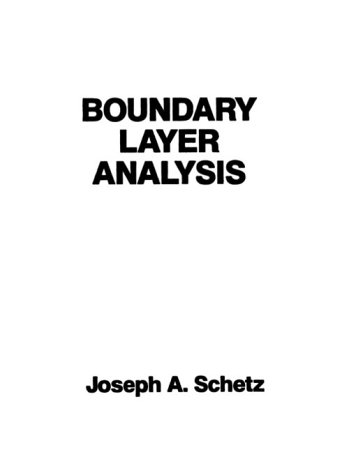 9780130868855: Boundary Layer Analysis