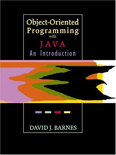 9780130869005: Object-Oriented Programming with Java: An Introduction