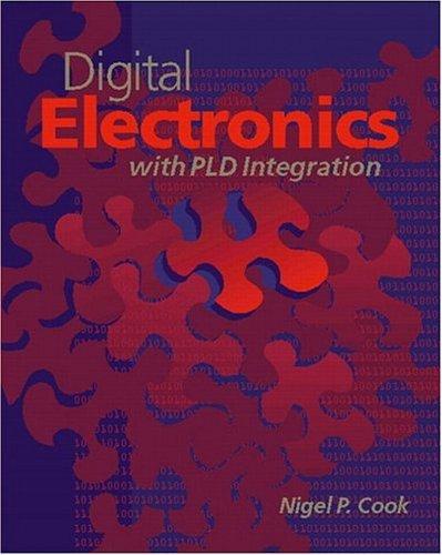 9780130869074: Digital Electronics with PLD Integration