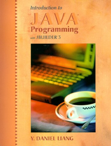 9780130869111: Introduction to Java Programming With Jbuilder 3