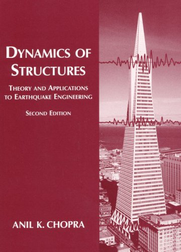 9780130869739: Dynamics of Structures: Theory and Applications to Earthquake Engineering