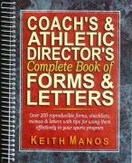 9780130869951: Coach's and Athletic Director's Complete Book of Forms and Letters