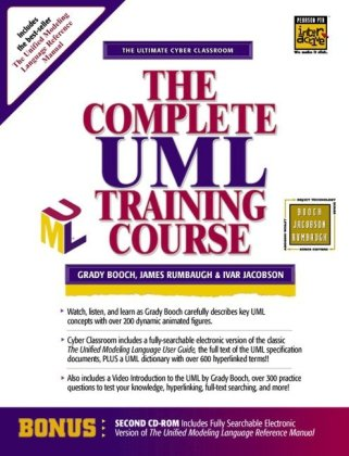9780130870148: The Complete UML Training Course (Boxed Set)