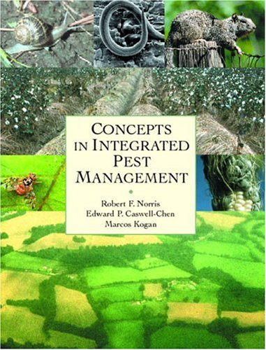 9780130870162: Concepts in Integrated Pest Management