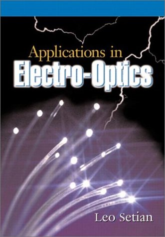 9780130870384: Applications in Electro-Optics