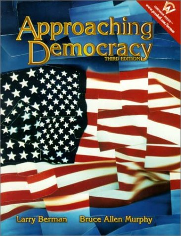 9780130871114: Approaching Democracy