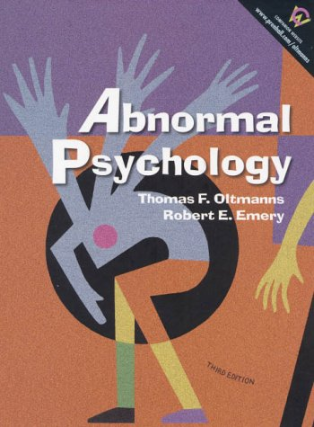 9780130871374: Abnormal Psychology (3rd Edition)