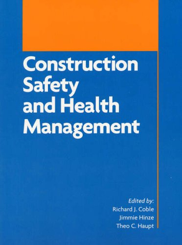 9780130871732: Construction Safety Health Management