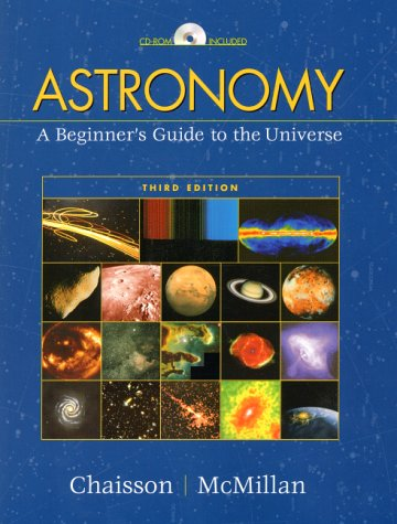9780130873071: Astronomy: A Beginner's Guide to the Universe (3rd Edition)
