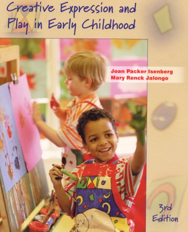 9780130873088: Creative Expression and Play in Early Childhood