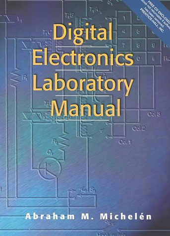 9780130874184: Digital Electronics Lab Manual