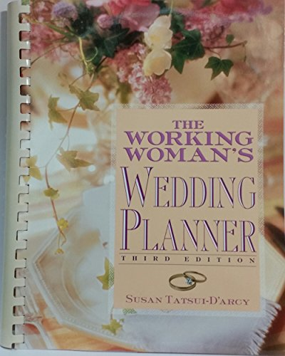 9780130875723: The Working Woman's Wedding Planner