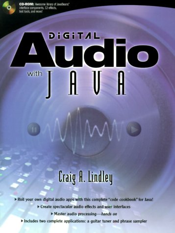 9780130876768: Digital Audio with Java