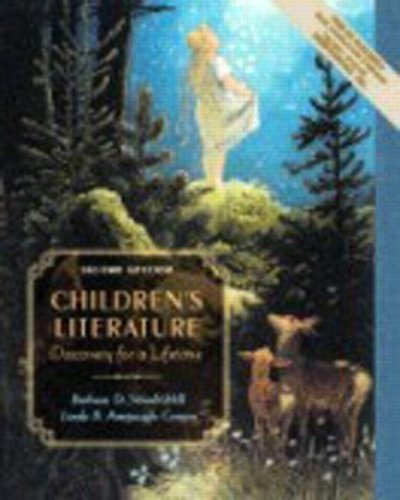 9780130877291: Children's Literature: Discovery for a Lifetime with CD-ROM (2nd Edition)