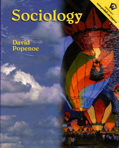 9780130877949: Sociology & Study Guide (11th Edition)