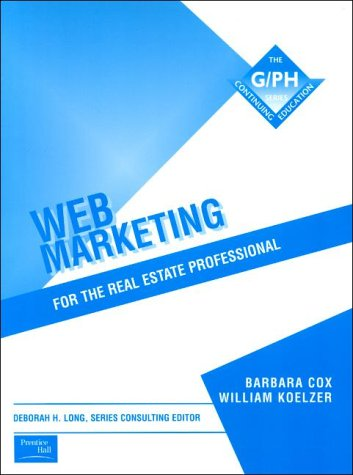 9780130880604: Web Marketing for the Real Estate Professional