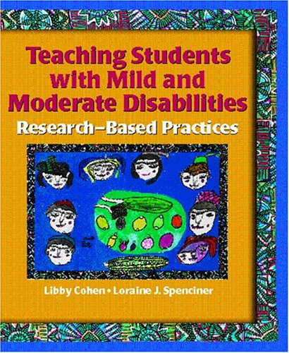 9780130881083: Teaching Students with Mild and Moderate Disabilities: Research-Based Practices