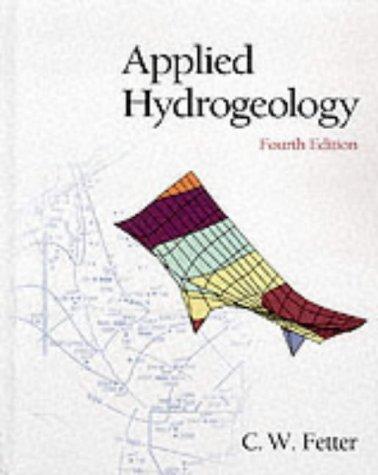 9780130882394: Applied Hydrogeology (4th Edition)