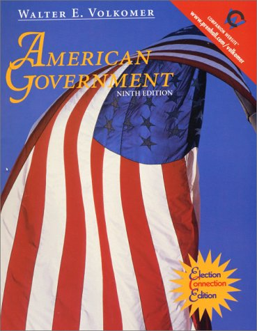 9780130882417: American Government