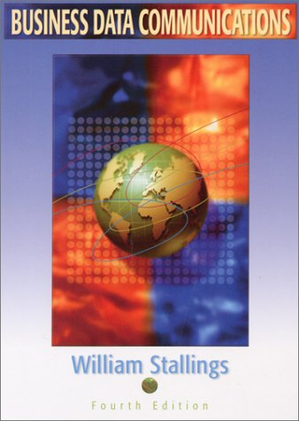 9780130882639: Business Data Communications, Fourth Edition