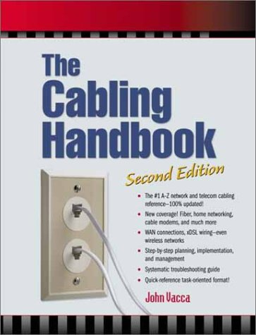 9780130883179: Cabling Handbook, The (2nd Edition)