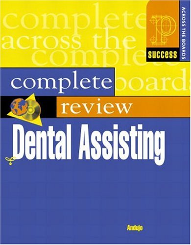 9780130883506: Prentice Hall Health's Complete Review of Dental Assisting