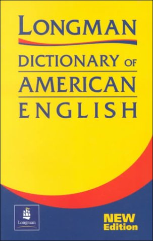 9780130884503: Longman Dictionary of American English (2nd Edition)
