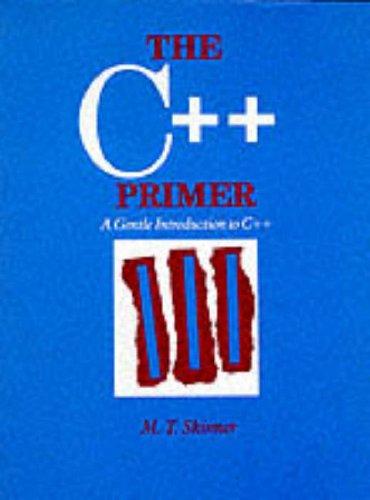 9780130885012: The C++ Primer
