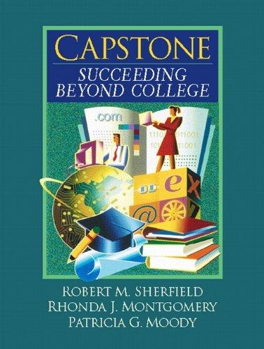 9780130886132: Capstone: Succeeding Beyond College