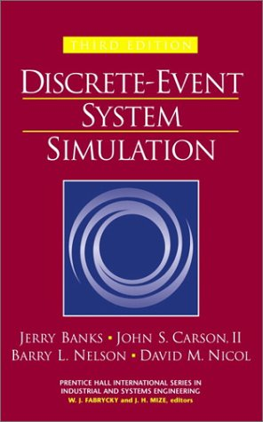 Discrete-Event System Simulation (3rd Edition): Jerry Banks, John