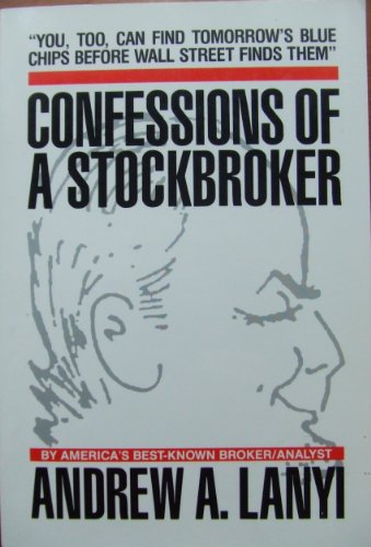 9780130887092: Confessions of a Stockbroker