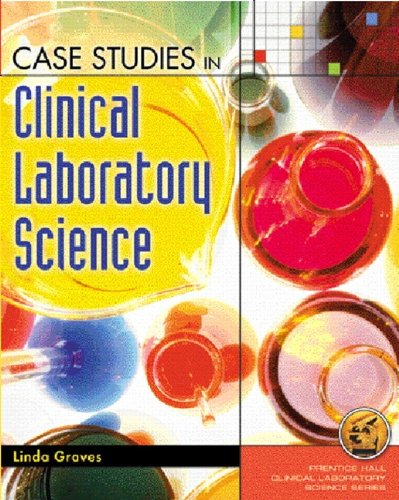 9780130887115: Case Studies in Clinical Laboratory Science